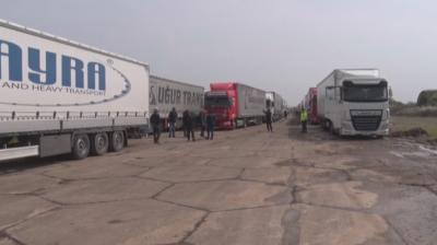 """Успокоява се ситуацията на граничния пункт """"Капитан Андреево"""""""