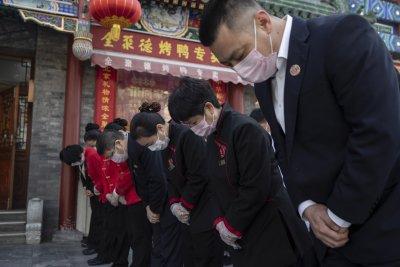 Ден на траур в Китай за жертвите на COVID-19