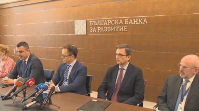 Българската банка за развитие със своя програма в подкрепа на бизнеса