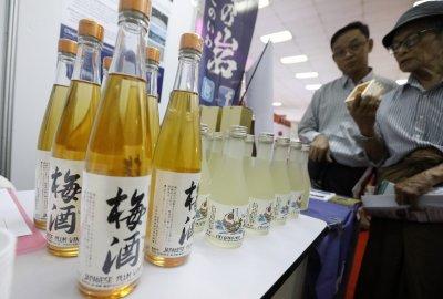 Япония призна алкохола за дезинфектант