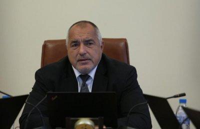 Премиерът Борисов и престолонаследникът на Абу Даби обсъдиха мерките срещу COVID-19
