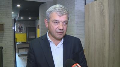 Отстранен е кметът на Благоевград след решение на ВАС