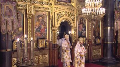 "Празнично богослужение за Второ Възкресение в ""Света Неделя"""