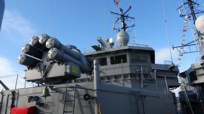 """Отрицателни са първите проби за коронавирус на моряците от фрегатата """"Верни"""""""