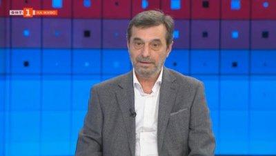 Димитър Манолов: Силната част на икономиката ни е много зависима от партньорства извън България