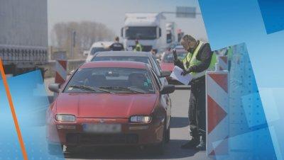 Шофьори с лични автомобили могат да влизат и излизат от София само между 6.00 - 8.00 и 18.00-20.00 часа