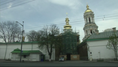 Над 90 заразени с COVID-19 в манастирски комплекс в Киев