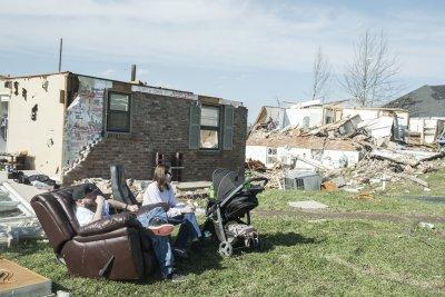 Пет жертви на торнадото в САЩ