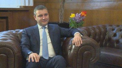 """Владислав Горанов за """"Бизнес.БГ"""": До няколко седмици ще сме 100% готови за чакалнята на Еврозоната"""