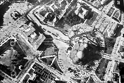 Уникални кадри показват България, заснета от самолет през 1925 г.