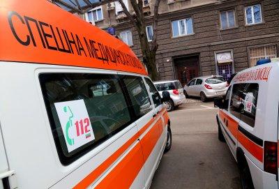 Екип на Спешна помощ е пристигнал за 5 минути на мястото на катастрофата с Милен Цветков