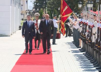 Борисов: България винаги е подкрепяла Северна Македония за ЕС
