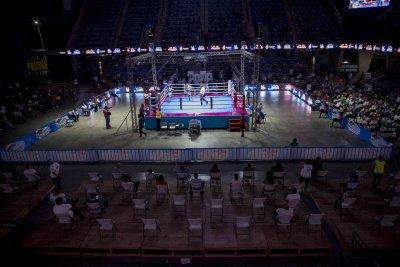 Бокс по време на пандемия в Никарагуа