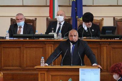 Бойко Борисов: Мерките ни са навременни и точни