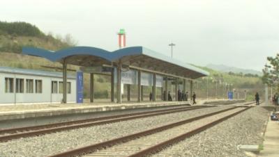 Стартира подготовката за изграждане на жп участък между Южна и Северна Корея