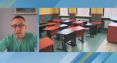 Диян Стаматов: 7-ми и 12-ти клас да се върнат в училищата за полагане на изпити
