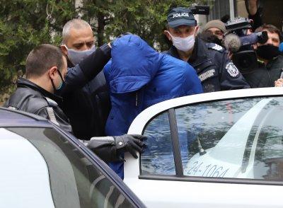 Шофьорът, причинил смъртта на Милен Цветков, няма да обжалва постоянния си арест