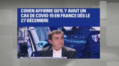 Френски лекар: Първият случай на COVID-19 е бил в Европа още в края на декември