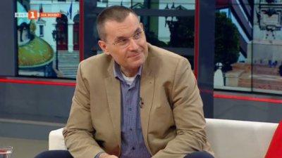 Добрин Василев: Хората, които взимат решенията, носят и отговорността