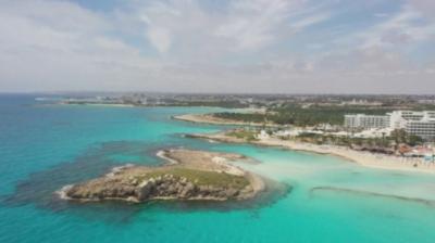 Плажовете в Кипър са празни