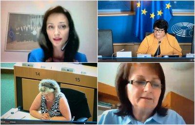 Мария Габриел стартира нова платформа в подкрепа на културния сектор в условията на COVID-19