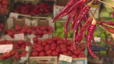 С 20% са поевтинели плодовете и зеленчуците във Варна
