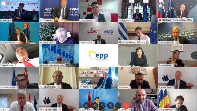 Мария Габриел: Задълбочаваме сътрудничеството ни със Западните Балкани