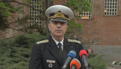 Началникът на отбраната: Българската армия е готова да защитава суверенитета и териториалната цялост на държавата