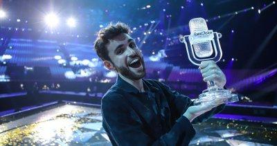 """Победителят от """"Евровизия"""" 2019 Дънкан Лорънс впечатлен от музикалния талант на Виктория"""