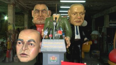 4-метрова фигура на ген. Мутафчийски ще води карнавалното шествие в Габрово