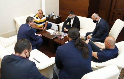 Премиерът Борисов се срещна с ресторантьори и хотелиери