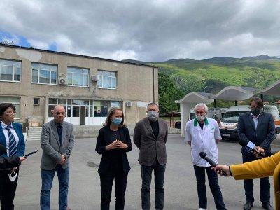 Отварят спешен приемен кабинет в болницата в Карлово