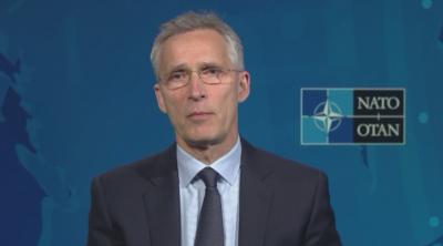 Генералният секретар на НАТО Йенс Столтенберг пред БНТ