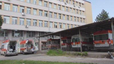 Екип на ВМА започна дезинфекция на болницата във Видин