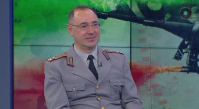 Полковник доц. д-р Георги Попов, ВМА: Имаме първи резултати от терапията с кръвна плазма