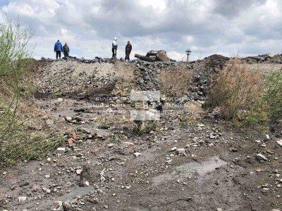 Започва разследване за скъсаната дига на шламохранилище в Перник
