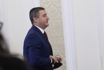 Владислав Горанов отказа коментар на СМС-ите на Васил Божков