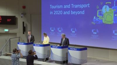 ЕК: Туристическият сезон няма да бъде като предишните, трябва да се съобразяваме с много ограничения