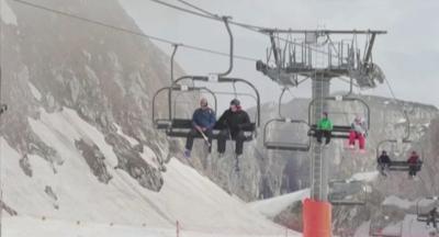 Словения наваксва пропуснатия ски сезон