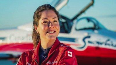 Канадски военен самолет се разби в Британска Колумбия, загинал е един от пилотите