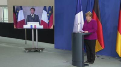 Франция и Германия с общ план за европейско възстановяване за 500 милиарда евро