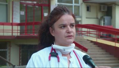 Лекарка, работила в Германия, е първият доброволец в болница в Пазарджик