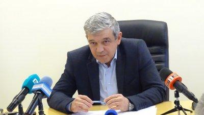 Съдът отхвърли жалба на отстранения от поста кмет на Благоевград Румен Томов