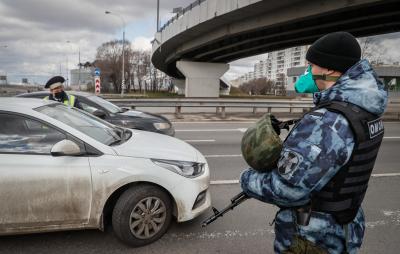 Задържан е нападателят срещу банка в Москва