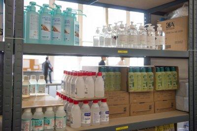 Япония забрани препродажбата на антисептици и други дезинфектанти