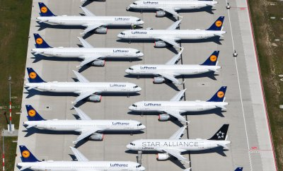 """Германия се реши и спаси """"Луфтханза"""", наля 9 милиарда евро"""