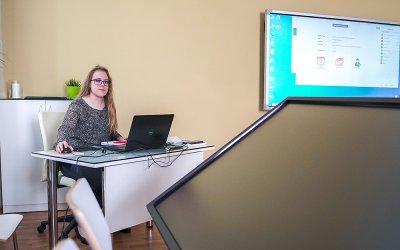 Пет години по-късно: Учителката по математика Моника Тодоринска