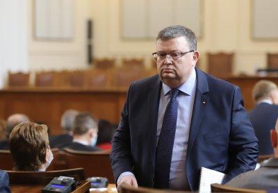 Цацаров отчете дейността на антикорупционната комисия