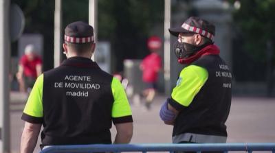 Отпускане на мерките в Мадрид и Барселона