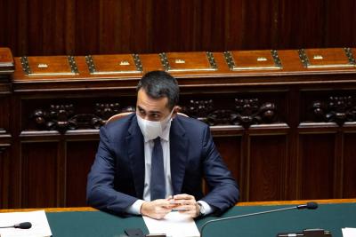 Ди Майо протестира срещу гръцките мерки спрямо италианските туристи